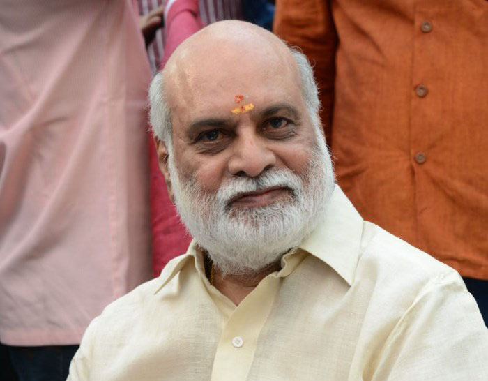 K.Raghavendra Rao @ Balakrishna Satyadeva MOvie Launch Stills