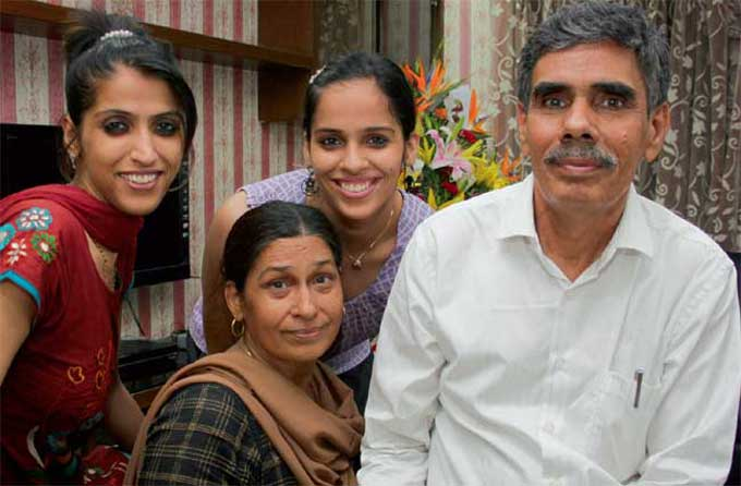 Saina-family