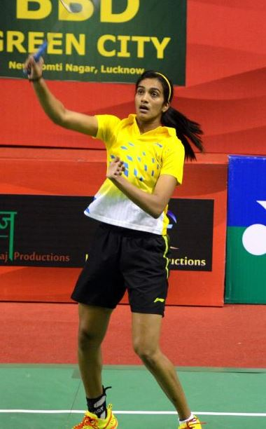 PV Sindhu Lucknow Chaibisket
