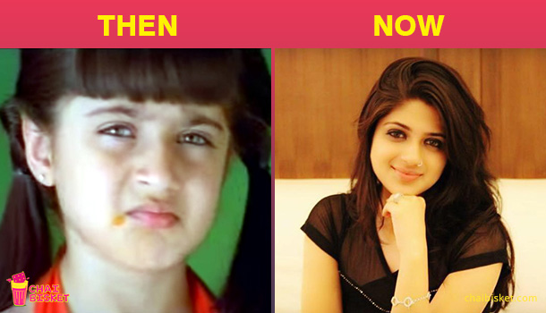 Baby Shamili Childhood Photos Anjali Movie Guess How These...