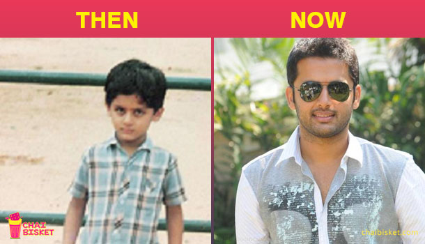 Here Are Some Rare Childhood Pictures Of Our Telugu Heroes ...