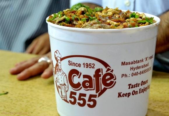 Cafe-555 chowdersingh