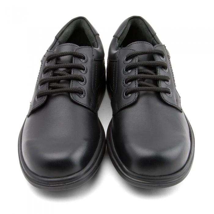Kids Batman Black Shoes