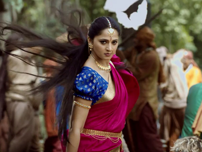 Anushka-as-Devasena