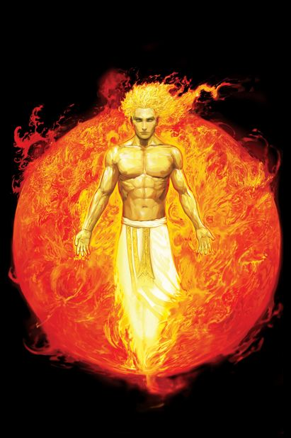 Chai Bisket Sun  god