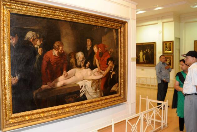 10 Reasons Why Hyderabad S Salar Jung Museum Can Make You