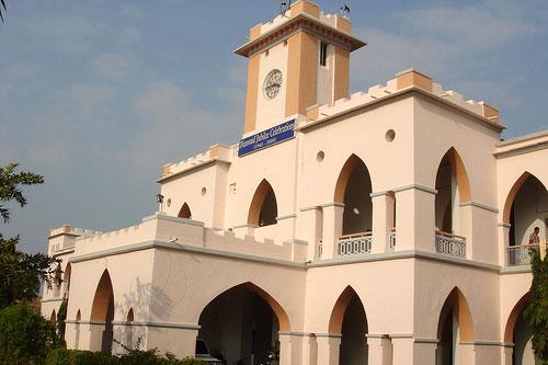 Acharya-N-G-Ranga-Agricultural-University-campus