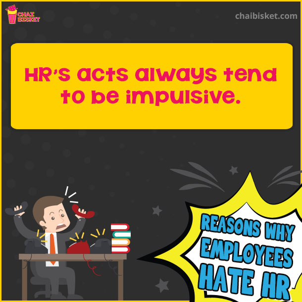 why i hate hr By dave ulrich every few years there are public critiques about the field of hr:  why we hate hr it's time to split hr and it's time to blow-up hr let.