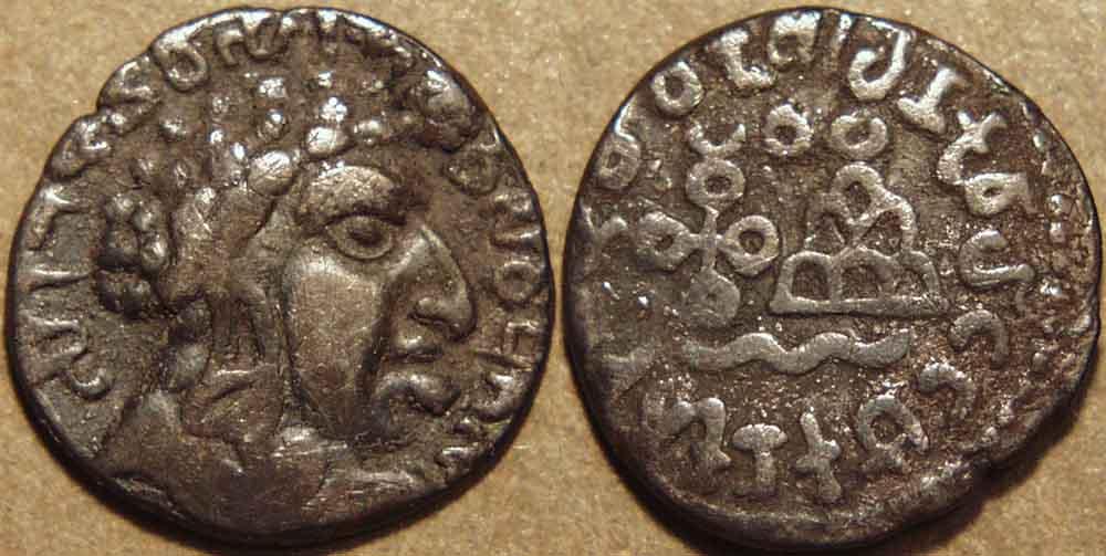 satvahana kindom coins