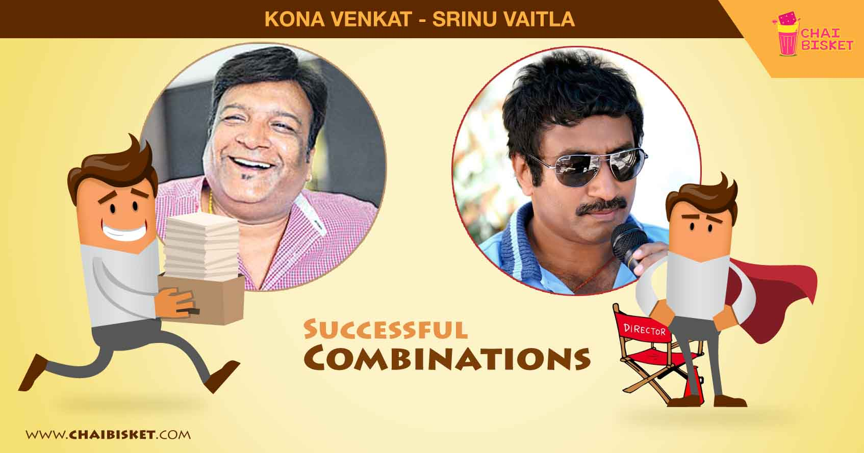 16 writer and director combos that rocked tollywood