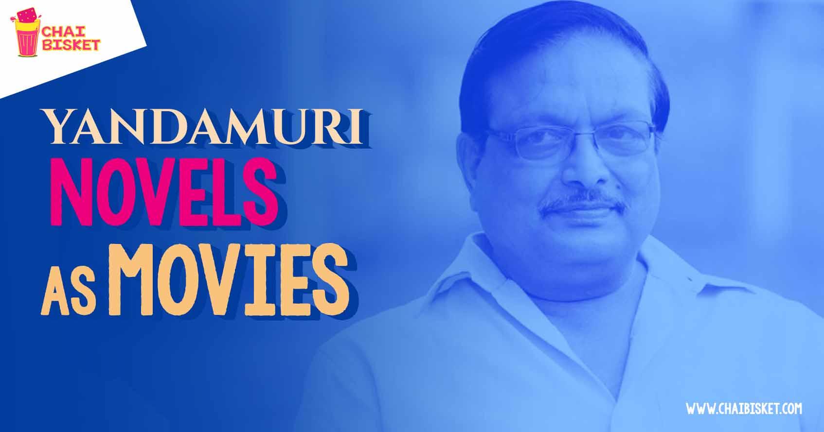 Yandamuri veerendranath s tamil novels