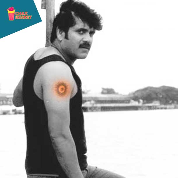 12 Heroes who Rocked in Tollywood with Their Tattoos ...