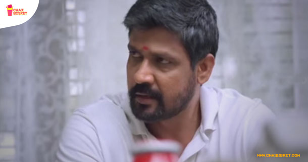 sampath raj in hebbuli