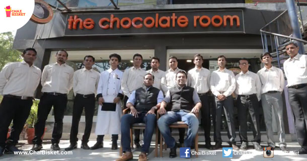 The Chocolate Room Menu Oman