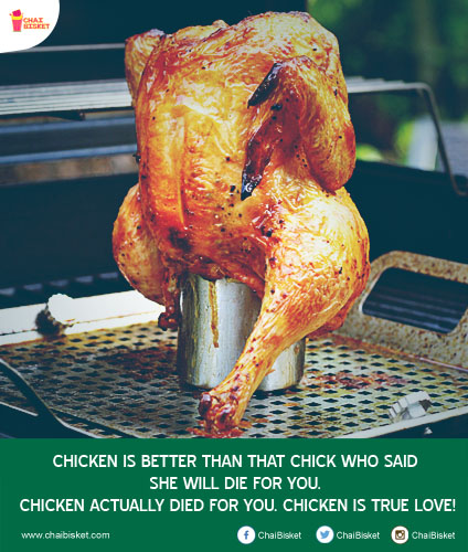 10 Hilarious Quotes That Show How Much We Love Chicken Food