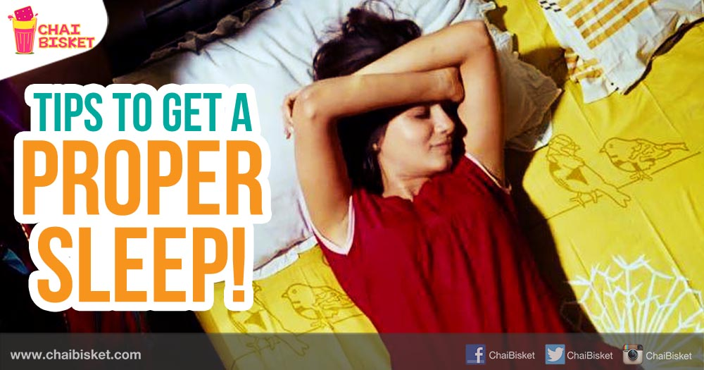 how to get good sleep at night home remedies