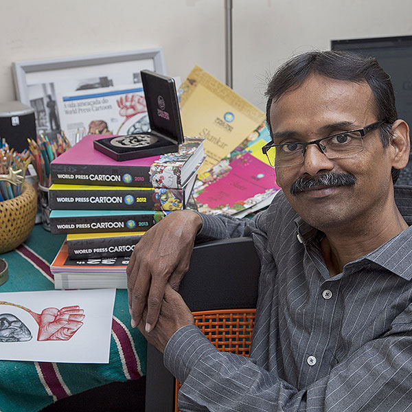 shankar-cartoonist