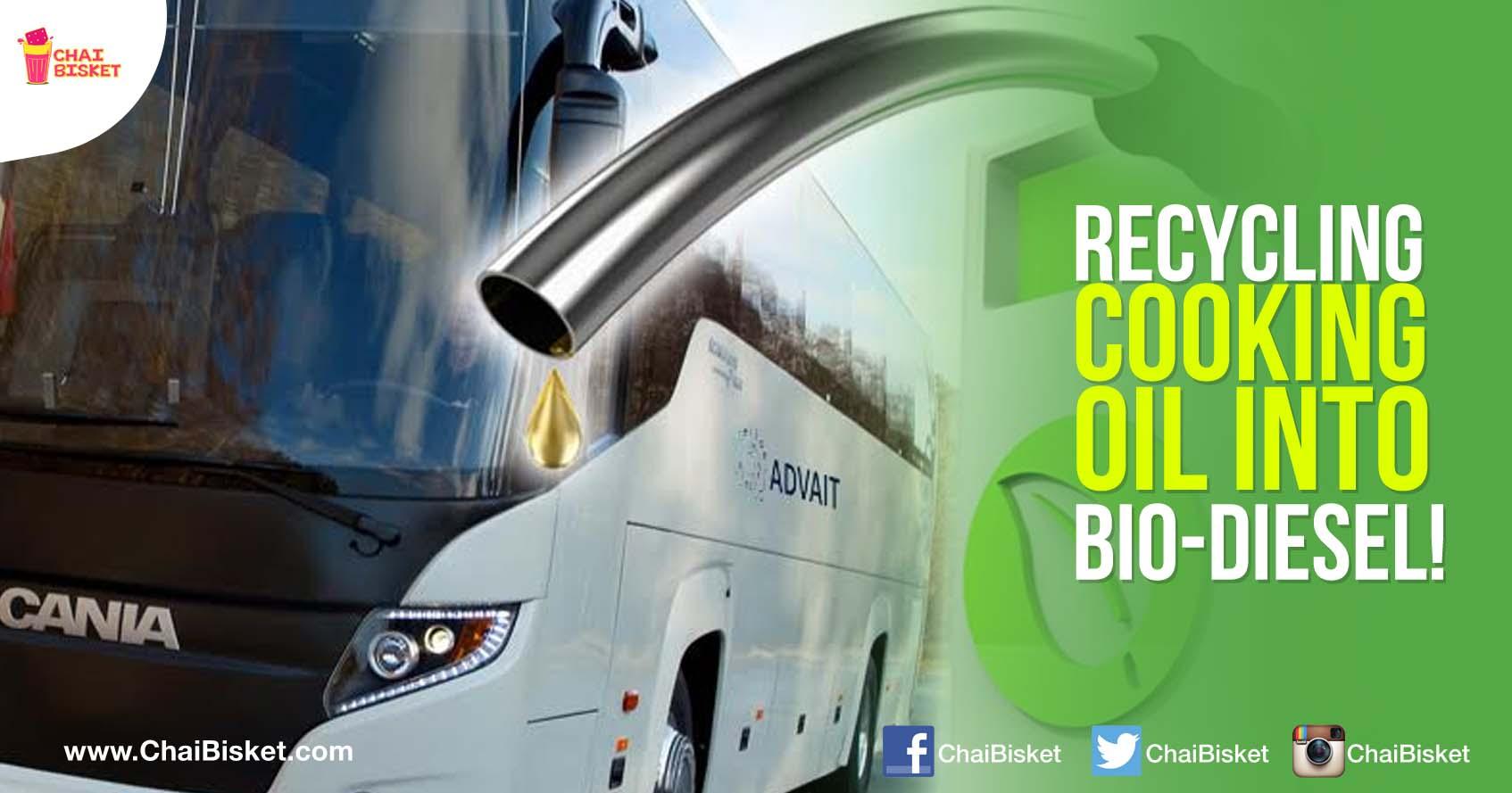 This Telugu Guy's Biofuel Company Is Revolutionizing The ...