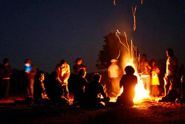 narsapur-night