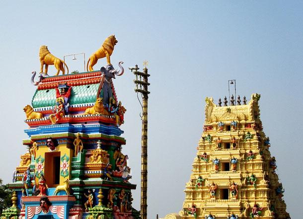 Sri-Laxminarasimha-Swami-Temple