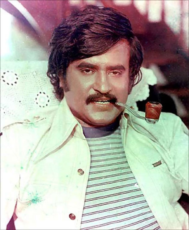In 20 Pics, Here's The Evolution Of Rajinikanth's Looks ...