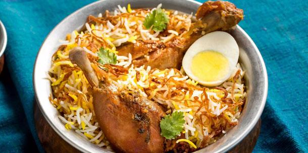 Hyderabadis Favourite Chicken Biryani Tops The List Of Most