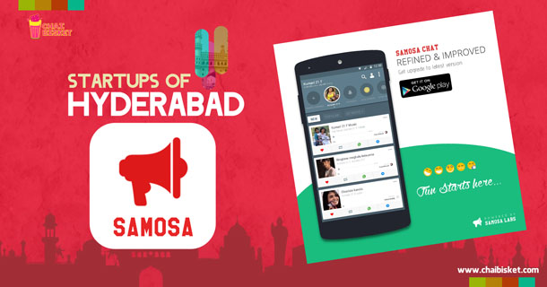 Samosa App Bringing Life To Your Text Chats Chai Bisket