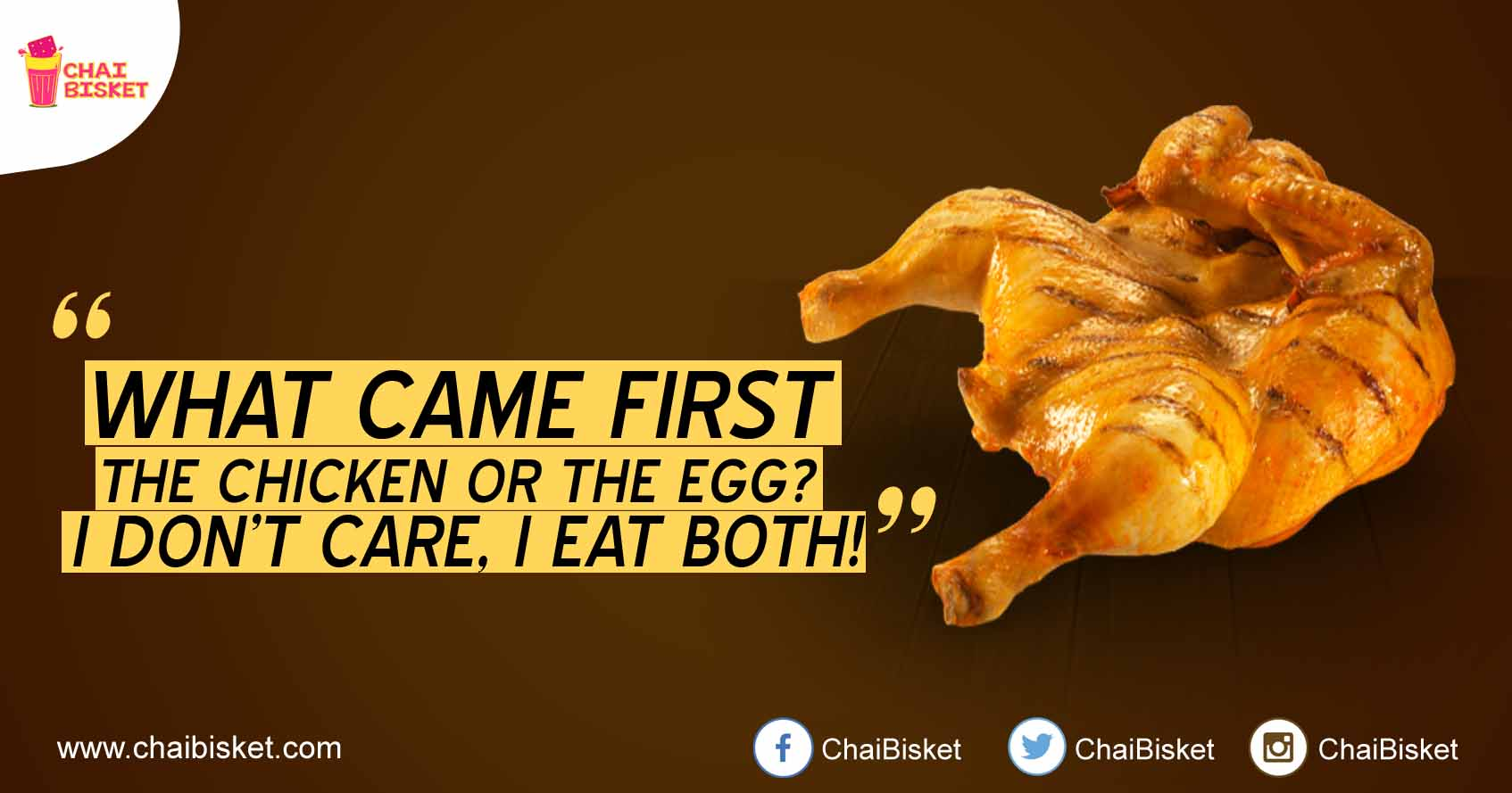 10 Hilarious Quotes That Show How Much We Love Chicken