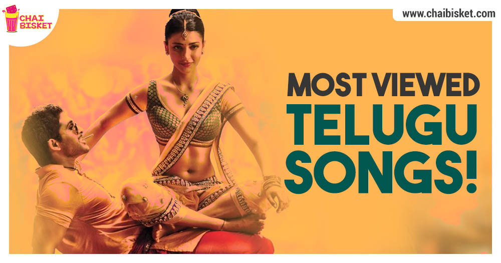 15 Rocking Numbers That Are The Most Viewed Telugu Video Songs On