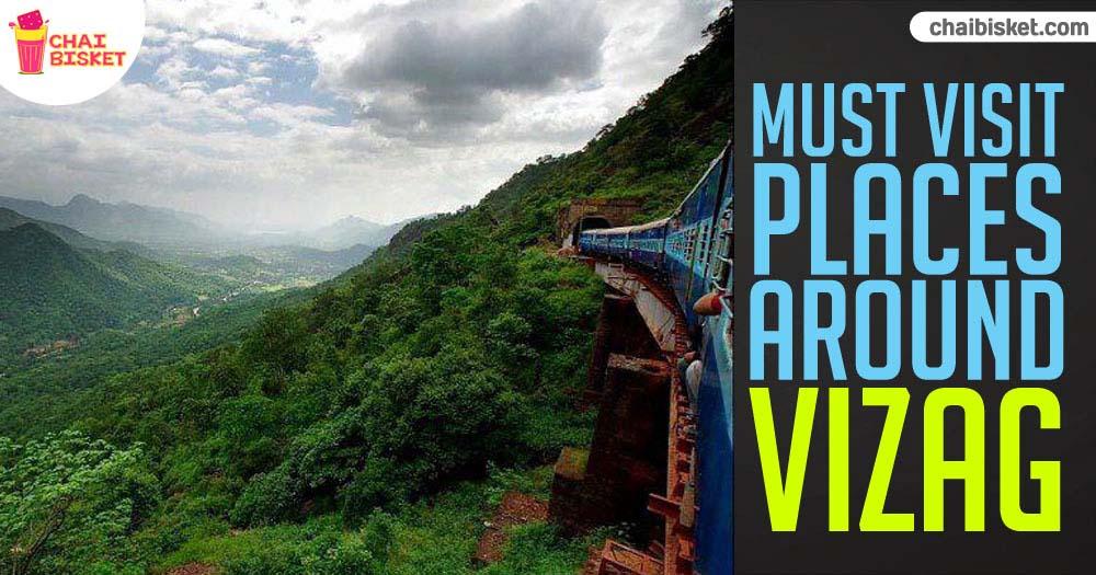 18 Beautiful Tourist Spots Near Visakhapatnam That You Must