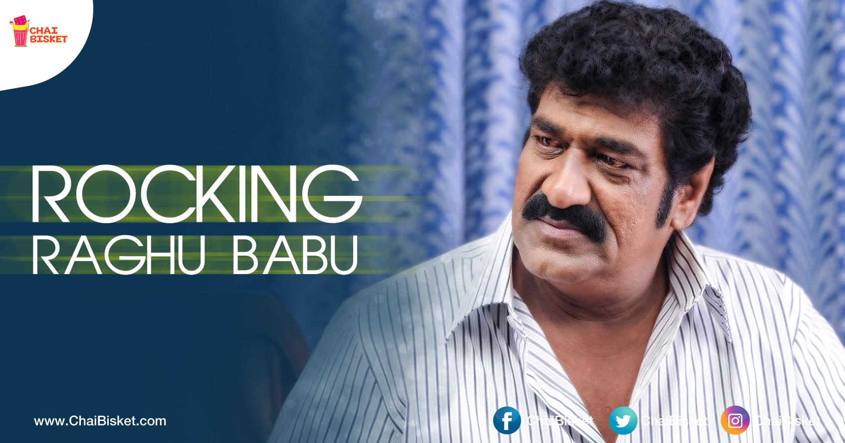 raghu babu comedy scenes