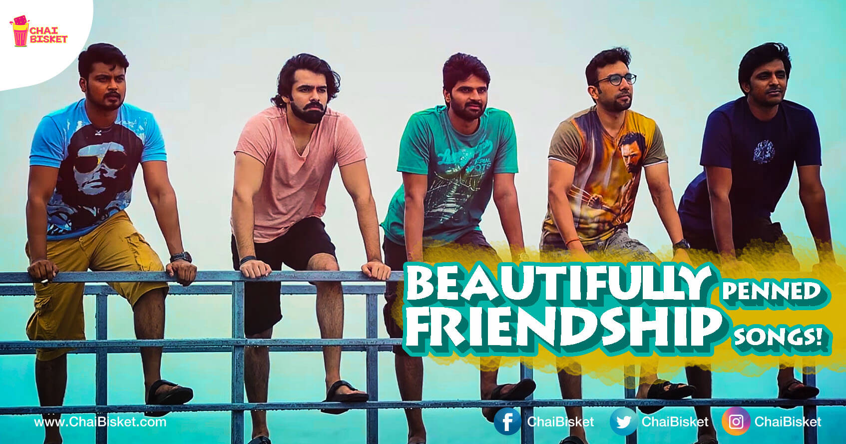 10 Songs With Soulful Lyrics That Depict Friendship In The