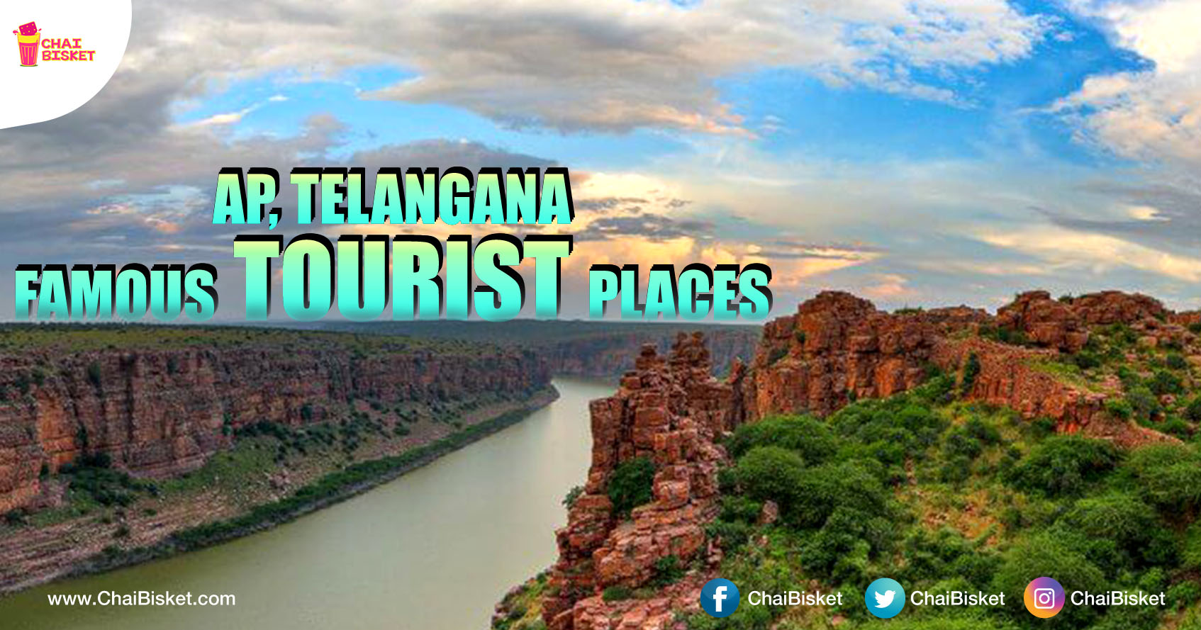 15 Famous Tourist Attractions Of Telangana Andhra Pradesh That You Must Definitely Visit