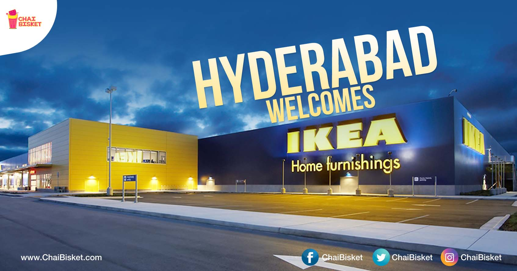 Ikea World S Leading Furniture Store Is All Set To Open Its First Store Of India In Hyderabad