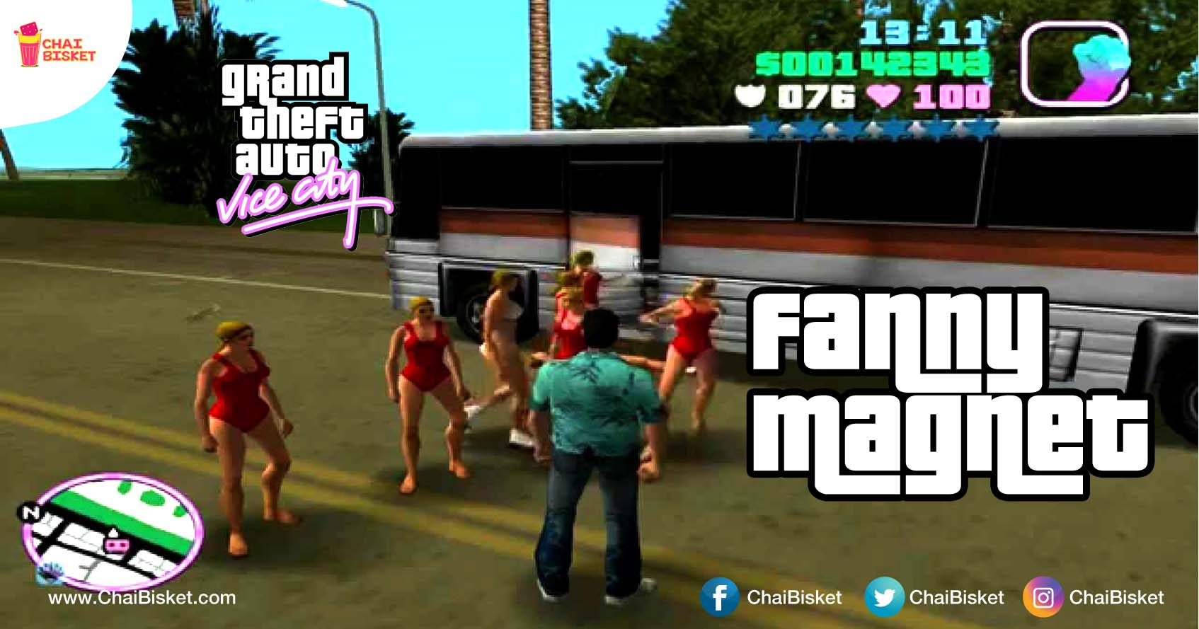 How Many Of These GTA Vice City Cheat Codes Do You Remember