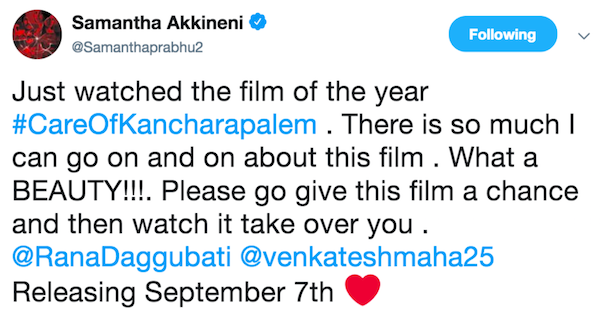 15 Tweets You Should Read Before Watching C O Kancharapalem Chai Bisket