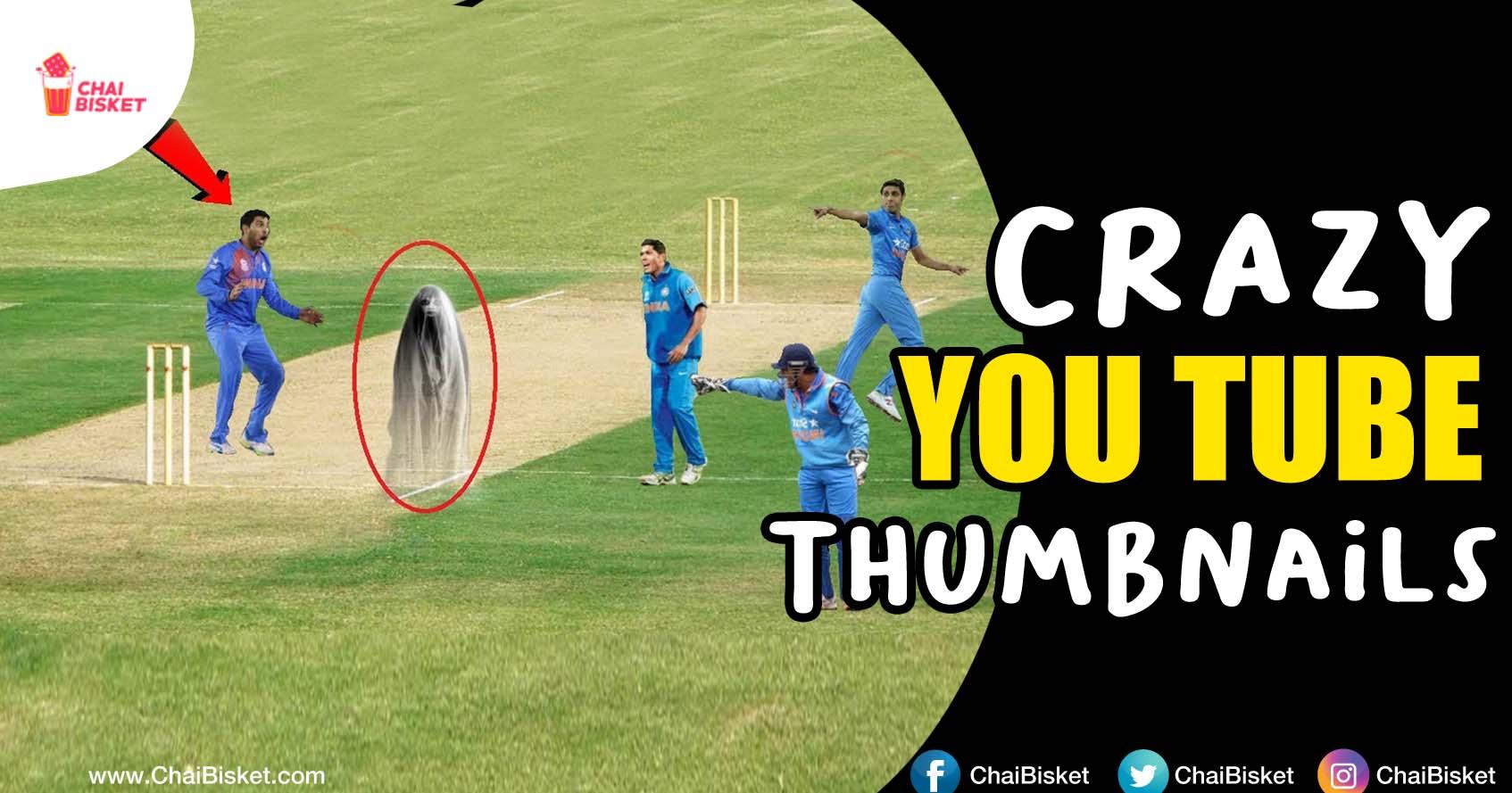 29 Most Ridiculous Thumbnails That Even Cult Cricket Fans
