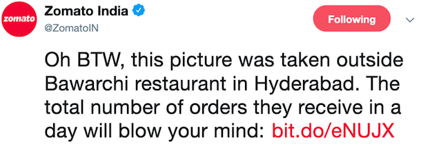 Which Restaurant Deserves This Queue?', Zomato Asks, Twitteraties