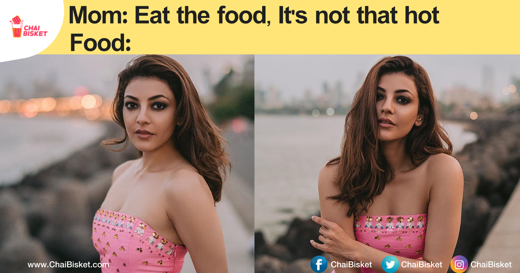 'Eat The Food, It's Not That Hot' Memes.. But Telugufied ...