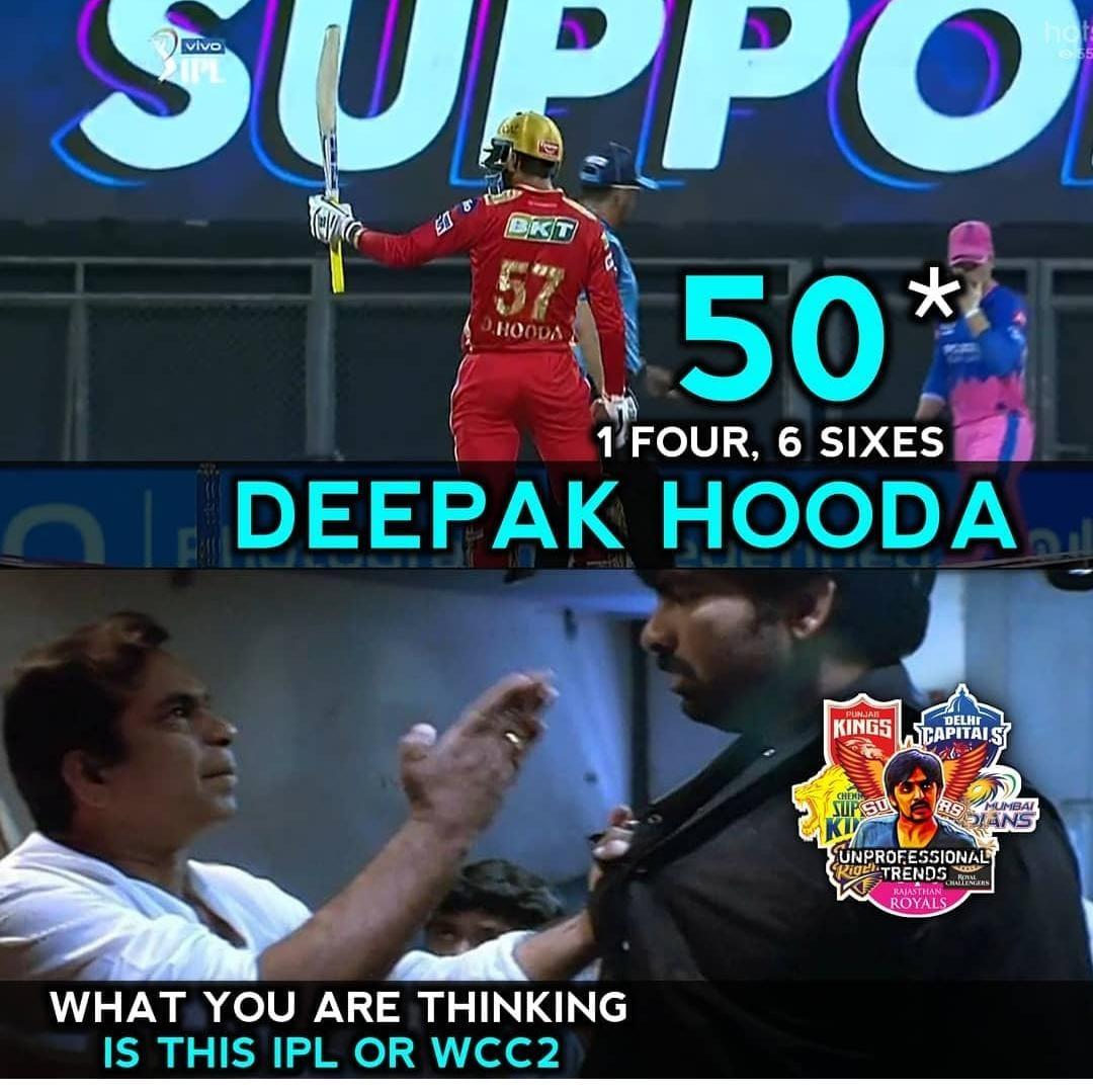 Sanju Mama Naya Captain Innings: Memes That Sum Up Today's RR vs PBKS Match