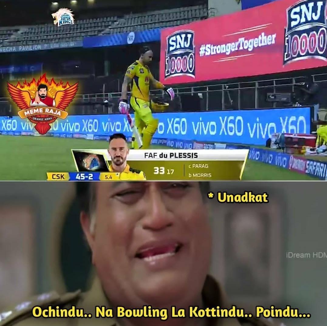 Jadeja & Moeen Motham Thippesaru: Memes That Sum Up Today's CSK vs RR Match